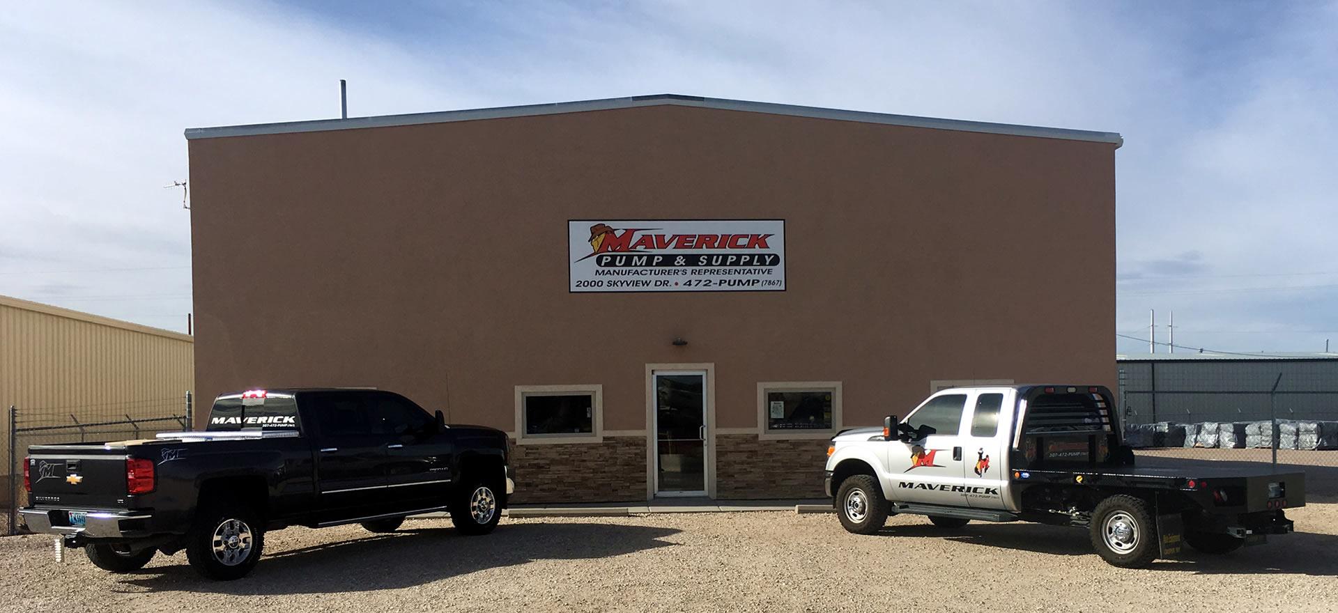 Maverick Pump & Supply - Home
